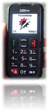 telephone senior free