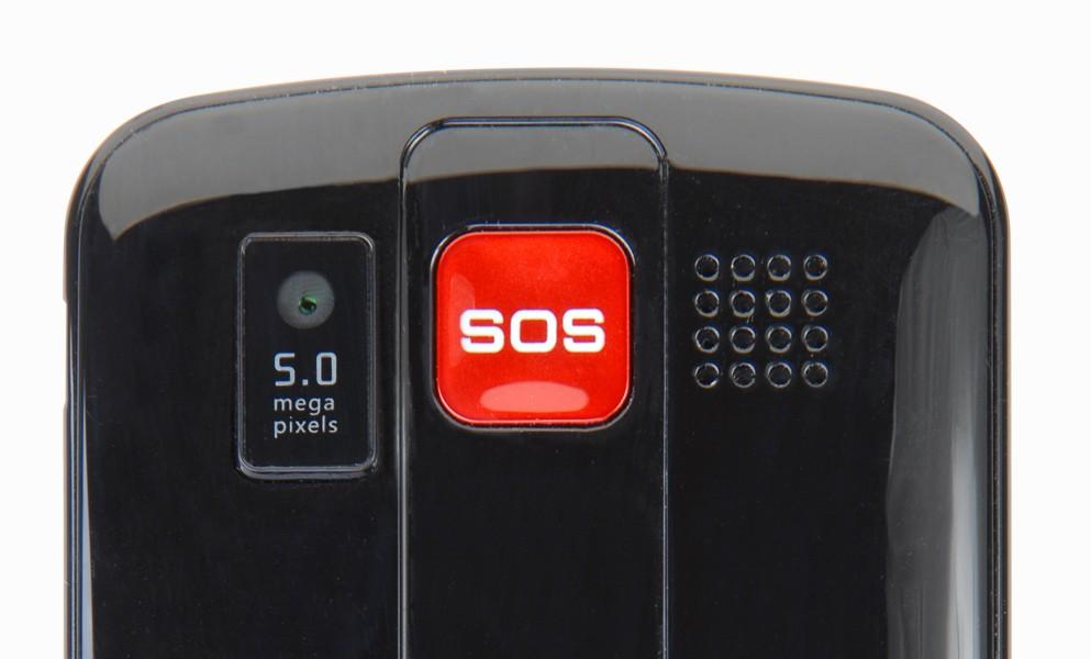 amplicomms smartphone senior sos